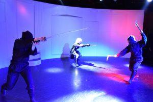 Ninja show in osaka