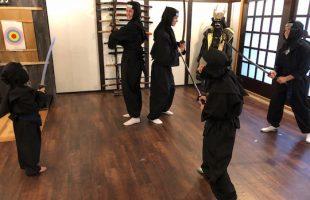 Ninja_Experience Osaka Japan
