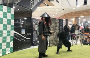 Ninja Show in Imabari